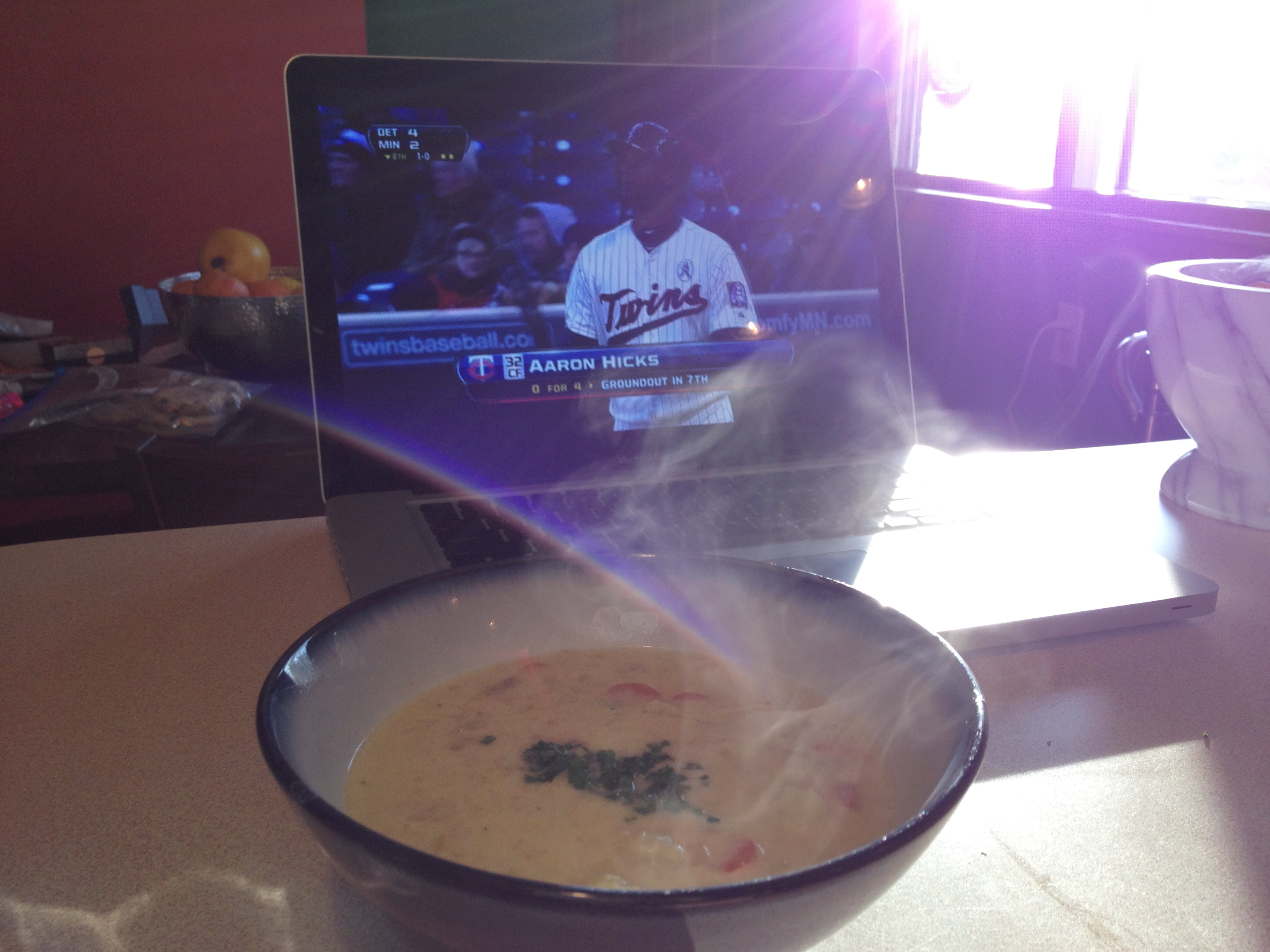 Opening Day Soup