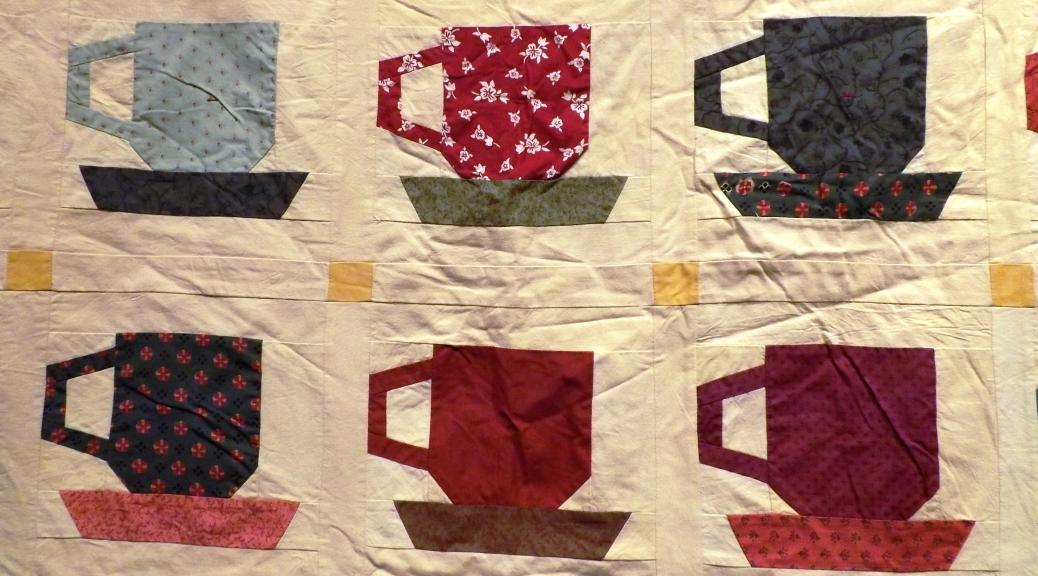 active category cup-of-coffee Quilt