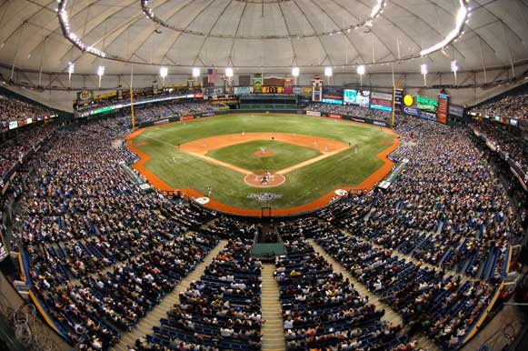 Tampa Bay Rays - Tropicana Field