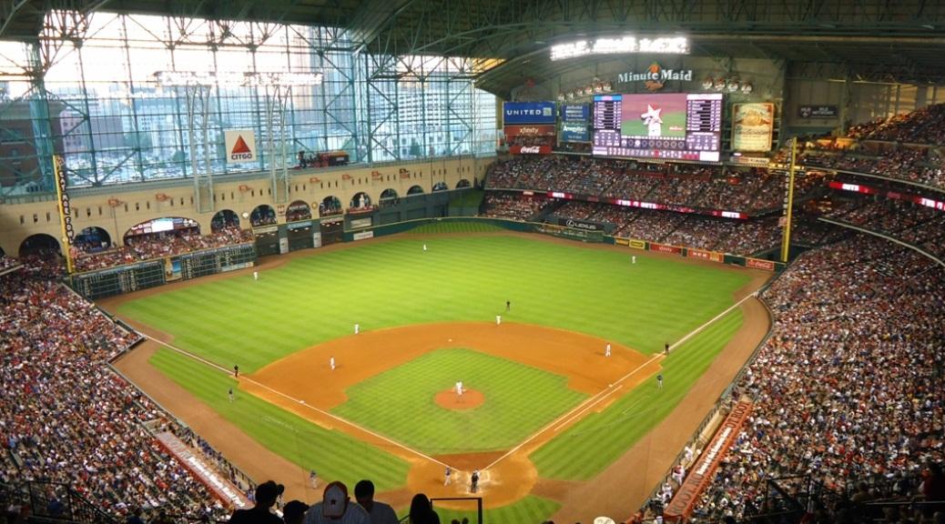 Houston Astros - Minute Maid Park