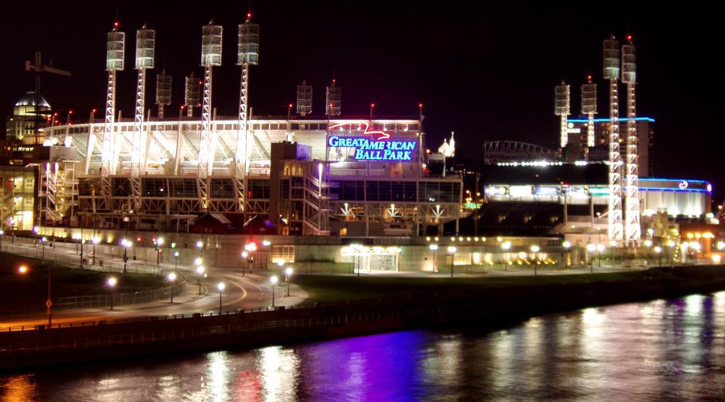 Cincinnati Reds - Great American Ball Park