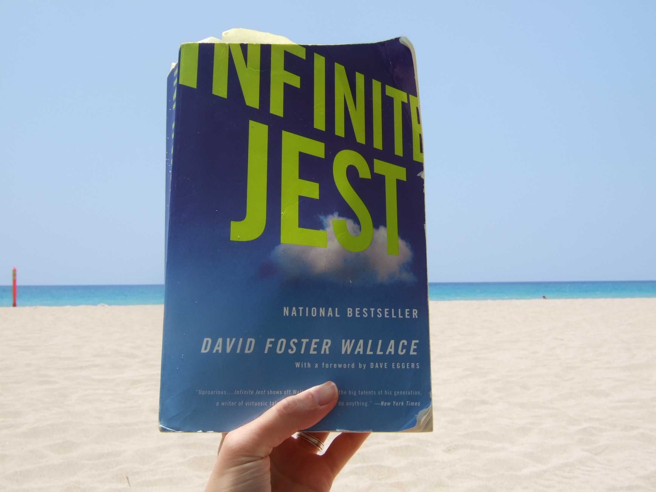 Inifnite beach